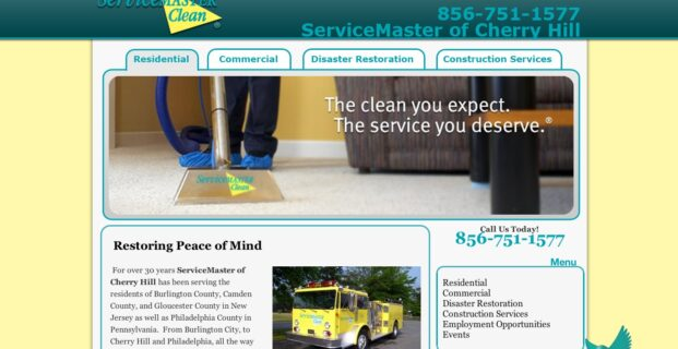 Service Master of Cherry Hill